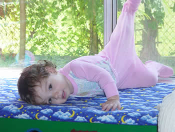 baby aerobics