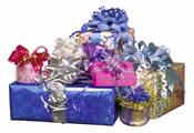 green gift giving