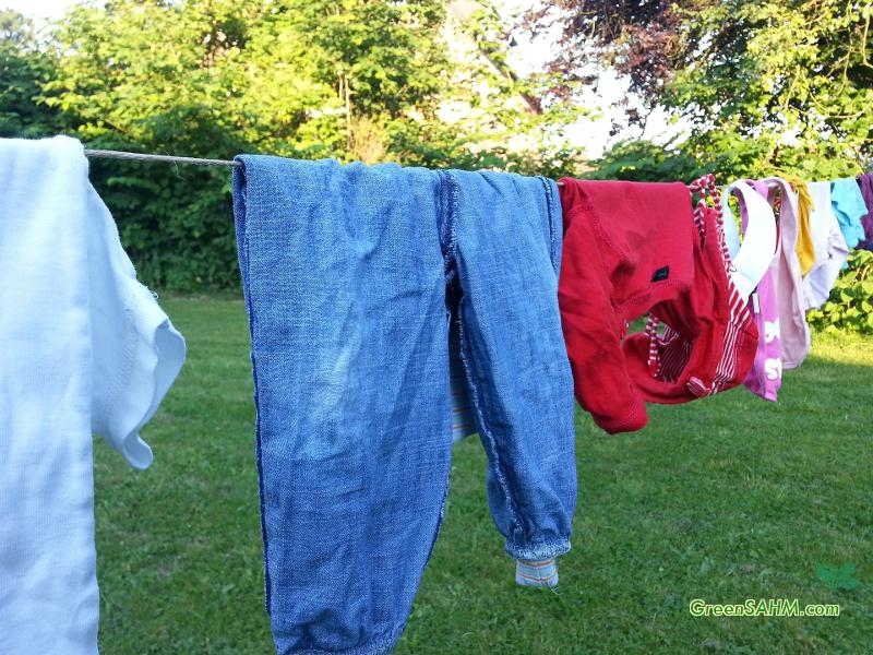 use clothesline