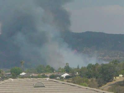 Yucaipa fire