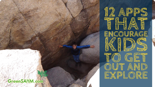 Kids get out and explore