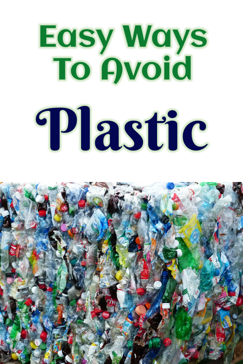 Easy ways to avoid plastic